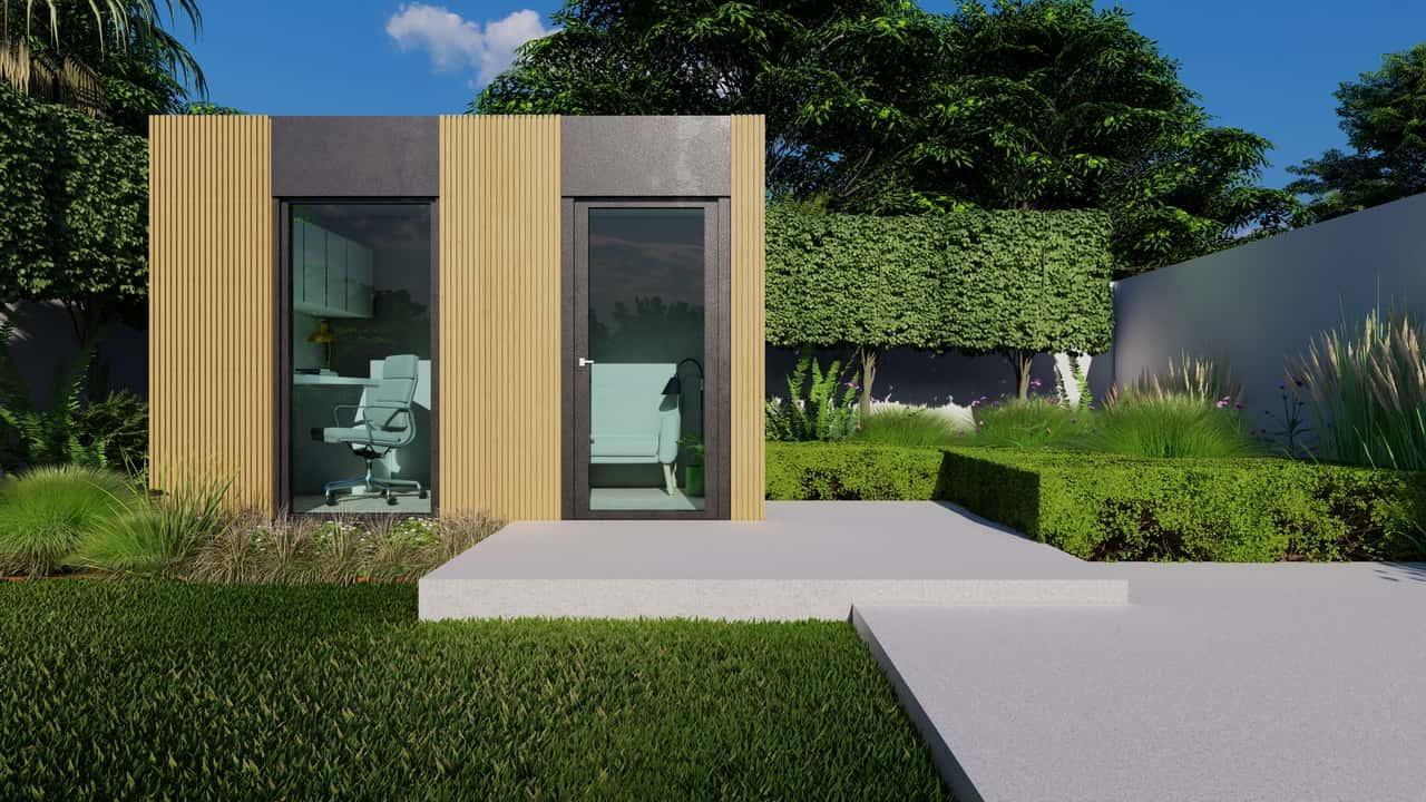 alpha garden room