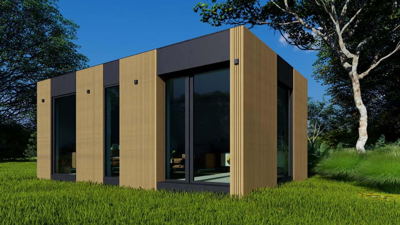 modular garden rooms