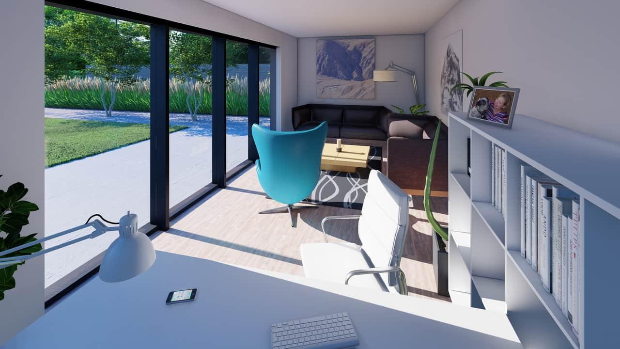 nordic garden rooms